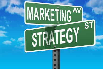 Marketing Strategy Sign