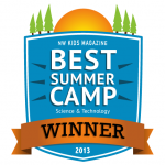 NWK Best Summer Camp Badge